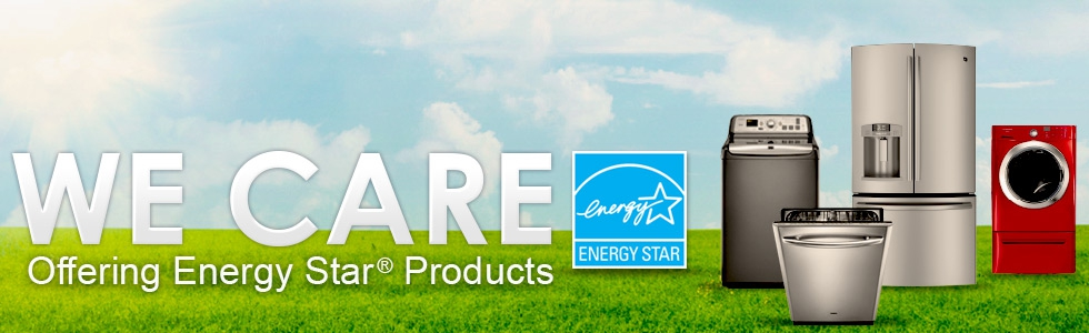 Energy Star rated products are energy efficient for annual power bill savings